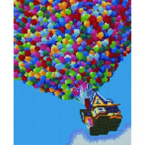 Воздушный шар Алмазная мозаика вышивка Painting Diamond