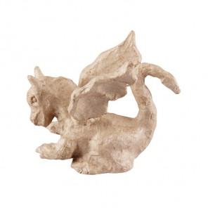 Дракон Фигурка мини из папье-маше объемная Decopatch