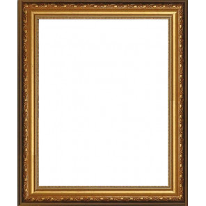 307-122 Рамка со стеклом для иконы и вышивки Р015