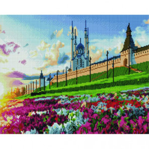 Лето в Казани Раinting Diamоnd Алмазная мозаика вышивка Painting Diamond