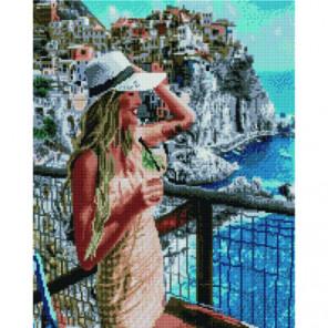 Полдень в Греции Раinting Diamоnd Алмазная мозаика вышивка Painting Diamond