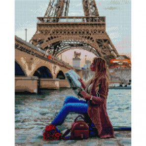 Новости Парижа Раinting Diamоnd Алмазная мозаика вышивка Painting Diamond