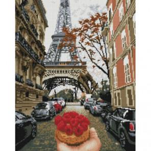 Завтрак в Париже Раinting Diamоnd Алмазная мозаика вышивка Painting Diamond