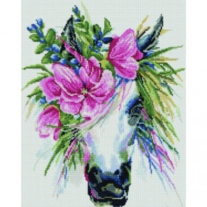 Прекрасная лошадь Раinting Diamоnd Алмазная мозаика вышивка Painting Diamond