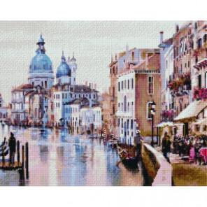 Прогулка в Венеции Алмазная мозаика вышивка Painting Diamond
