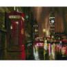 Дождливый Лондон Раinting Diamоnd Алмазная мозаика вышивка Painting Diamond