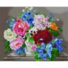 Красивый букетик Раinting Diamоnd Алмазная мозаика вышивка Painting Diamond