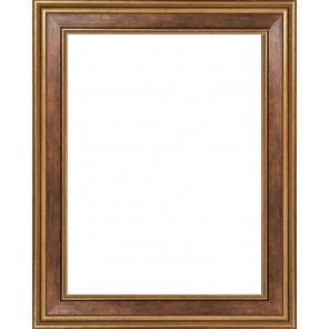 052-119 Рамка со стеклом для картины без подрамника БА50 052-119