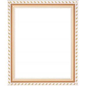 329-W217 Рамка со стеклом для картины без подрамника БА50 329-W217