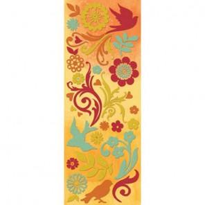 Птицы яркие Стикеры для скрапбукинга K&Company