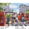 Лондонские будни Раскраска картина по номерам на холсте