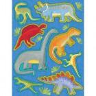 Динозавры Стикеры для скрапбукинга K&Company