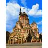 Благовещенский кафедральный собор Раскраска картина по номерам на холсте