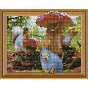 Богатый урожай Картина 3D мозаика с нанесенной рамкой на подрамнике Molly KM0199