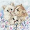 Раскладка - макет Мечтатели Дня Алмазная вышивка мозаика Гранни AG2424