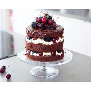 Шоколадный десерт Раскраска картина по номерам на холсте GX31610