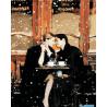 Сказочное свидание Раскраска картина по номерам на холсте
