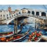 Весна в Венеции Раскраска картина по номерам на холсте