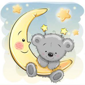 Спокойной ночи Алмазная вышивка мозаика Гранни AG2457