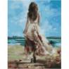 Морской бриз Раскраска картина по номерам на холсте