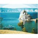 Экскурсия по морю Раскраска картина по номерам на холсте
