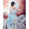 Танец невесты Раскраска картина по номерам на холсте