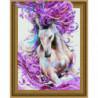 Энергия лошади Алмазная мозаика вышивка Painting Diamond