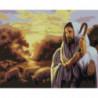 Иисус Раint Воу Раскраска картина по номерам на холсте