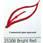 25308 Глянцевый ярко-красный Краска по ткани Fashion Dimensional Fabric Paint Plaid