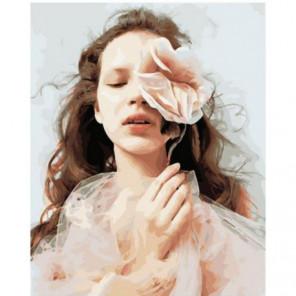 Лидия Раскраска картина по номерам на холсте