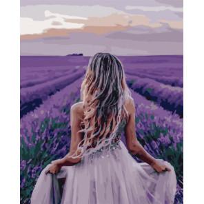 Счастливая невеста Раскраска картина по номерам на холсте PK51043