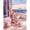 Роскошное утро Раскраска картина по номерам на холсте