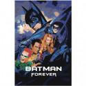 Бэтмен навсегда Раскраска картина по номерам на холсте