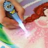 6-местный Стилус с подсветкой голубой для алмазной мозаики 9412480