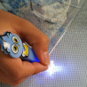 9-местный Стилус с подсветкой голубой для алмазной мозаики 9412493