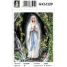 Сложность и количество цветов Дева Мария Раскраска картина по номерам на холсте GX33229