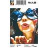 Сложность и количество цветов Воздушный поцелуй Раскраска картина по номерам на холсте MCA881