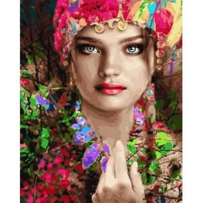 Сочность красок Раскраска картина по номерам на холсте MCA846