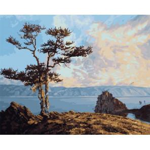 Якутия Раскраска картина по номерам на холсте GX27852