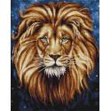 Созвездие льва Алмазная вышивка мозаика на подрамнике GF2040