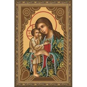 Икона Взыскание погибших (Избавление от бед страждущих) Алмазная вышивка мозаика на подрамнике CDX034
