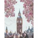 Воздух Лондона Раскраска картина по номерам на холсте