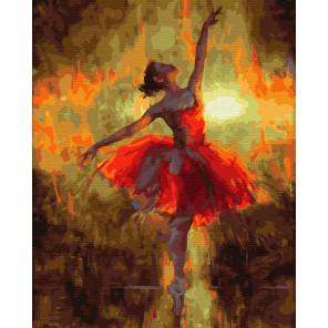Огни балета Раскраска картина по номерам на холсте ZX 23750