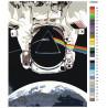 Палитра цветов Радужная нить Раскраска картина по номерам на холсте AAAA-RS0061