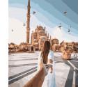 Следуй за мной. Дубай Раскраска картина по номерам на холсте GX36280