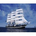 Белые паруса Раскраска картина по номерам на холсте GX36208