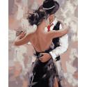 Аргентинская страсть Раскраска картина по номерам на холсте ZX 23409