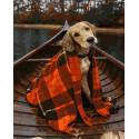 Осенняя прогулка на лодке Раскраска картина по номерам на холсте PK72058