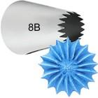 №8В Открытая звезда Насадка для кондитерского мешка Wilton ( Вилтон )