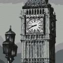 Лондон Раскраска картина по номерам на холсте KHM0059